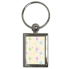 Easter Pattern Key Chains (rectangle)