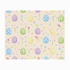 Easter Pattern Small Glasses Cloth