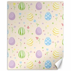Easter Pattern Canvas 16  X 20