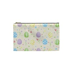 Easter Pattern Cosmetic Bag (small)