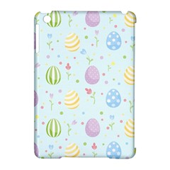 Easter Pattern Apple Ipad Mini Hardshell Case (compatible With Smart Cover)