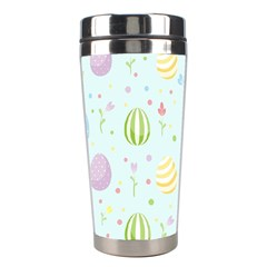 Easter Pattern Stainless Steel Travel Tumblers