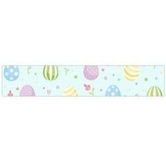 Easter Pattern Large Flano Scarf