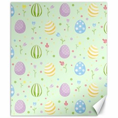 Easter Pattern Canvas 20  X 24