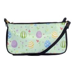 Easter Pattern Shoulder Clutch Bags