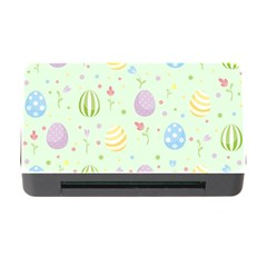 Easter Pattern Memory Card Reader With Cf