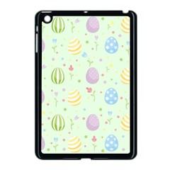 Easter Pattern Apple Ipad Mini Case (black)