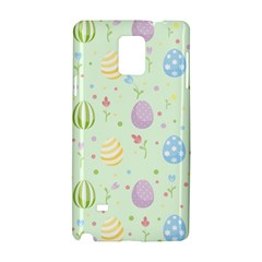 Easter Pattern Samsung Galaxy Note 4 Hardshell Case