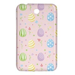 Easter Pattern Samsung Galaxy Tab 3 (7 ) P3200 Hardshell Case