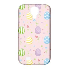 Easter Pattern Samsung Galaxy S4 Classic Hardshell Case (pc+silicone)