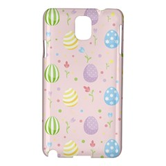 Easter Pattern Samsung Galaxy Note 3 N9005 Hardshell Case