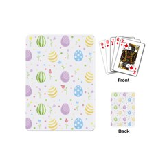 Easter Pattern Playing Cards (mini)
