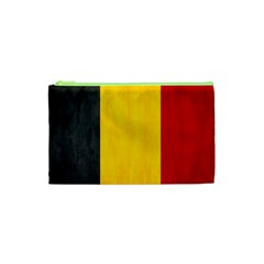 Belgium Flag Cosmetic Bag (xs)