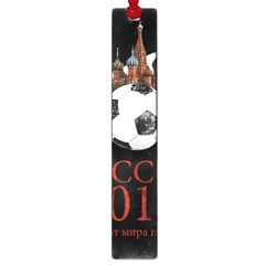 Russia Football World Cup Large Book Marks