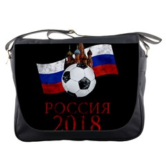 Russia Football World Cup Messenger Bags