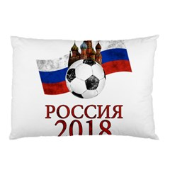 Russia Football World Cup Pillow Case