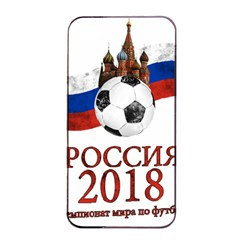 Russia Football World Cup Apple Iphone 4/4s Seamless Case (black)