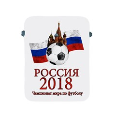 Russia Football World Cup Apple Ipad 2/3/4 Protective Soft Cases