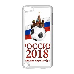 Russia Football World Cup Apple Ipod Touch 5 Case (white)