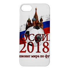 Russia Football World Cup Apple Iphone 5s/ Se Hardshell Case