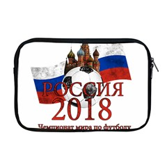 Russia Football World Cup Apple Macbook Pro 17  Zipper Case