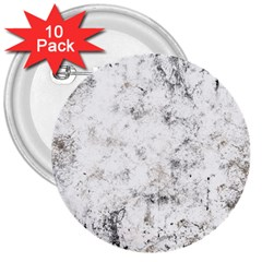 Grunge Pattern 3  Buttons (10 Pack)