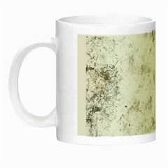Grunge Pattern Night Luminous Mugs
