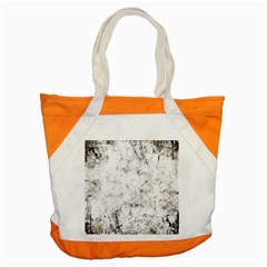 Grunge Pattern Accent Tote Bag