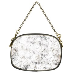 Grunge Pattern Chain Purses (two Sides)