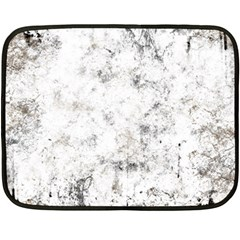 Grunge Pattern Fleece Blanket (mini)