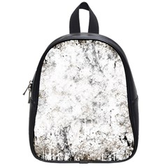 Grunge Pattern School Bag (small)
