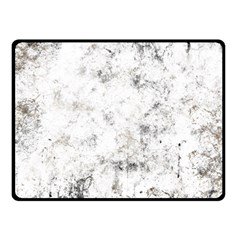 Grunge Pattern Fleece Blanket (small)