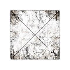 Grunge Pattern Acrylic Tangram Puzzle (4  X 4 )