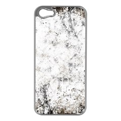 Grunge Pattern Apple Iphone 5 Case (silver)