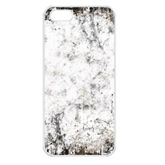 Grunge Pattern Apple Iphone 5 Seamless Case (white)