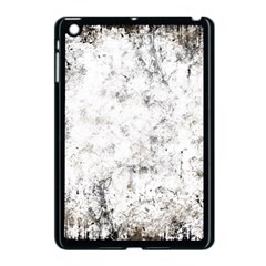 Grunge Pattern Apple Ipad Mini Case (black)