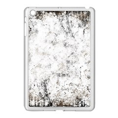 Grunge Pattern Apple Ipad Mini Case (white)