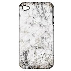 Grunge Pattern Apple Iphone 4/4s Hardshell Case (pc+silicone)