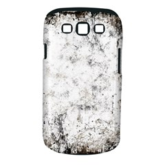 Grunge Pattern Samsung Galaxy S Iii Classic Hardshell Case (pc+silicone)