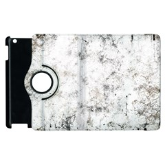 Grunge Pattern Apple Ipad 2 Flip 360 Case