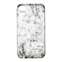 Grunge Pattern Apple Iphone 4/4s Hardshell Case With Stand