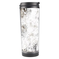 Grunge Pattern Travel Tumbler