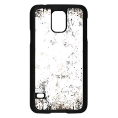 Grunge Pattern Samsung Galaxy S5 Case (black)