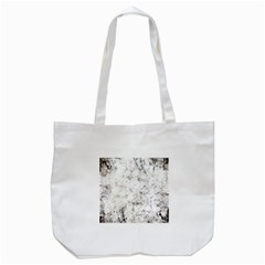 Grunge Pattern Tote Bag (white)