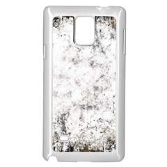 Grunge Pattern Samsung Galaxy Note 4 Case (white)