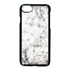Grunge Pattern Apple Iphone 7 Seamless Case (black)
