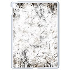 Grunge Pattern Apple Ipad Pro 9 7   White Seamless Case