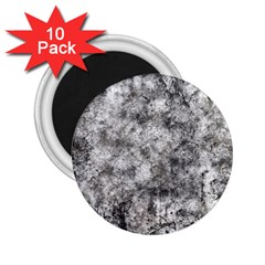 Grunge Pattern 2 25  Magnets (10 Pack)