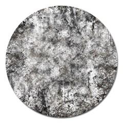 Grunge Pattern Magnet 5  (round)