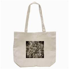 Grunge Pattern Tote Bag (cream)